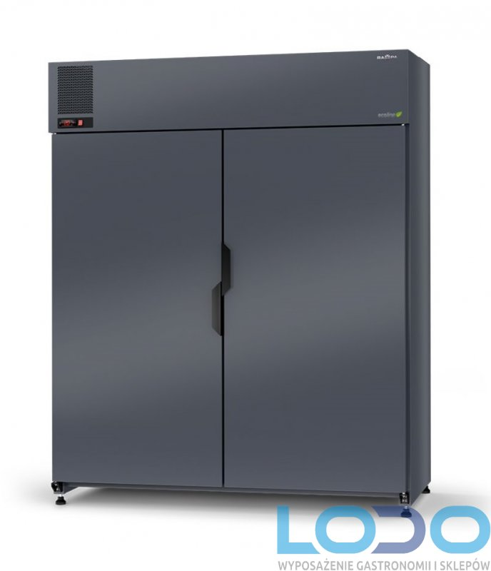 SZAFA CHŁODNICZA ZAPLECZOWA RAPA SCH-Z/AG 1400 ECOLINE 3 LATA GWARANCJI 1400/730/2020mm