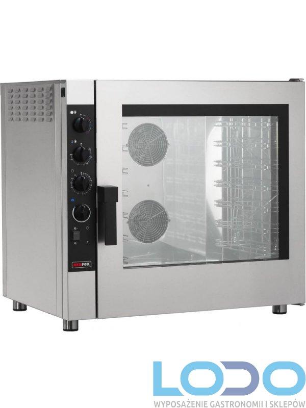 PIEC KONWEKCYJNO-PAROWY MANUALNY REDFOX EPM 0711 E 7xGN1/1 400V