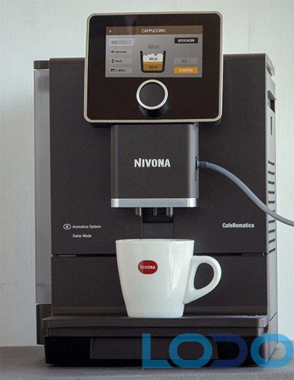 EKSPRES DO KAWY NIVONA 960 Cafe Romatica + gratis - filtr, tabletki czyszczące, odkamieniacz.
