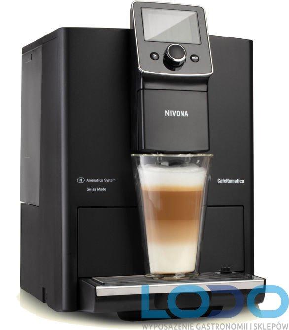 EKSPRES DO KAWY NIVONA 820 CAFE ROMATICA + gratis 3 kg kawy