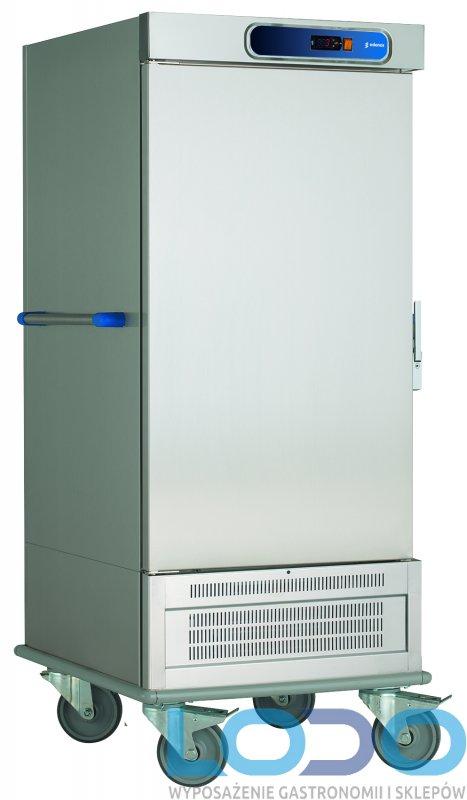 WÓZEK BANKIETOWY CHŁODZONY EDENOX CF-20 17 PROWADNIC CO 60 mm, 5 x GN 2/1