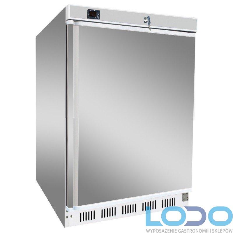 SZAFA CHŁODNICZA HR 200 S REDFOX INOX poj.130l. wym.60x58x85cm
