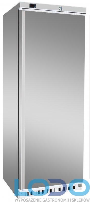Szafa chłodnicza Redfox HR 400/S nierdzewna, poj. 350l, wym.600x585x1855 mm