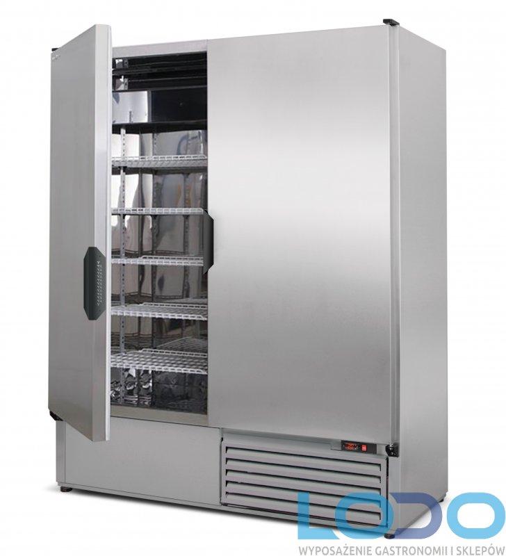 SZAFA CHŁODNICZA ZAPLECZOWA RAPA SCH-Z 1400 ECO INOX 2-DRZWIOWA 1400/730/2000mm
