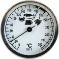 Wskaźnik temperatury -0°c÷300°c