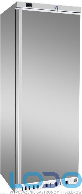SZAFA CHŁODNICZA STALGAST INOX 350l. wym.185x60x60cm