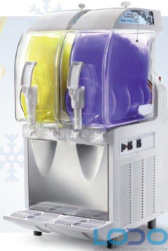 Urządzenie do napojów lodowych - granitor I-Pro 2 MECC. SPM