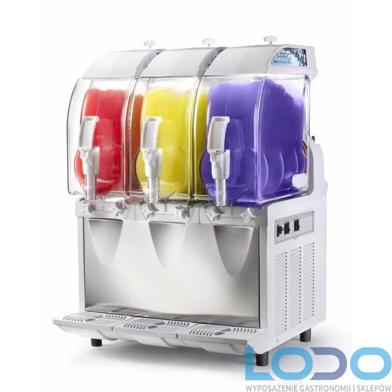 Urządzenie do napojów lodowych - granitor I-Pro 3 ELETT. SPM
