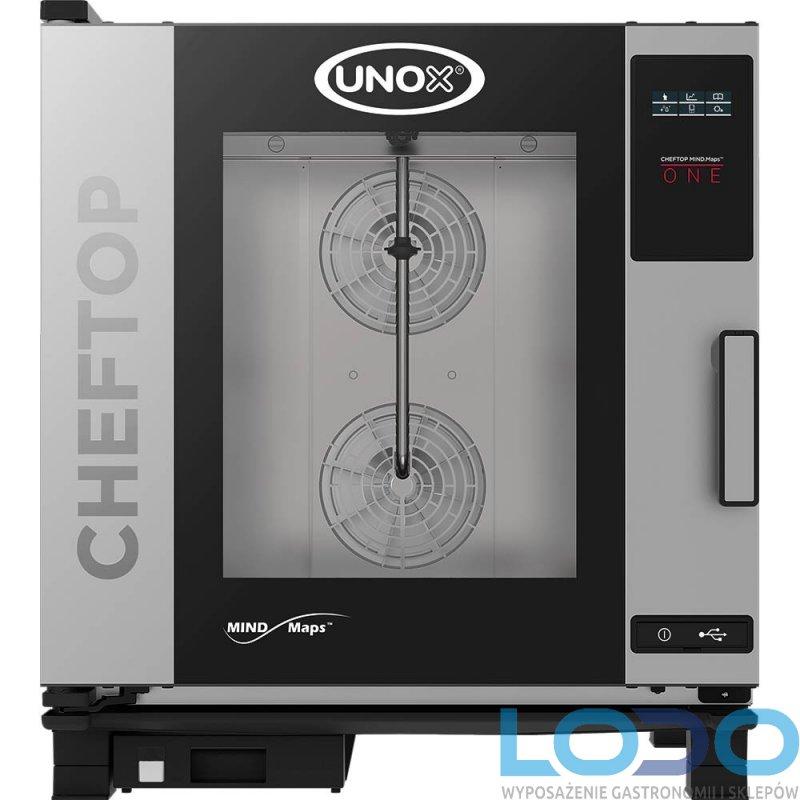 PIEC KONWEKCYJNO-PAROWY UNOX CHEFTOP 7xGN1/1 7-półek ONE Elektroniczny